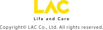 Copyright LAC Co., Ltd. All rights reserved.